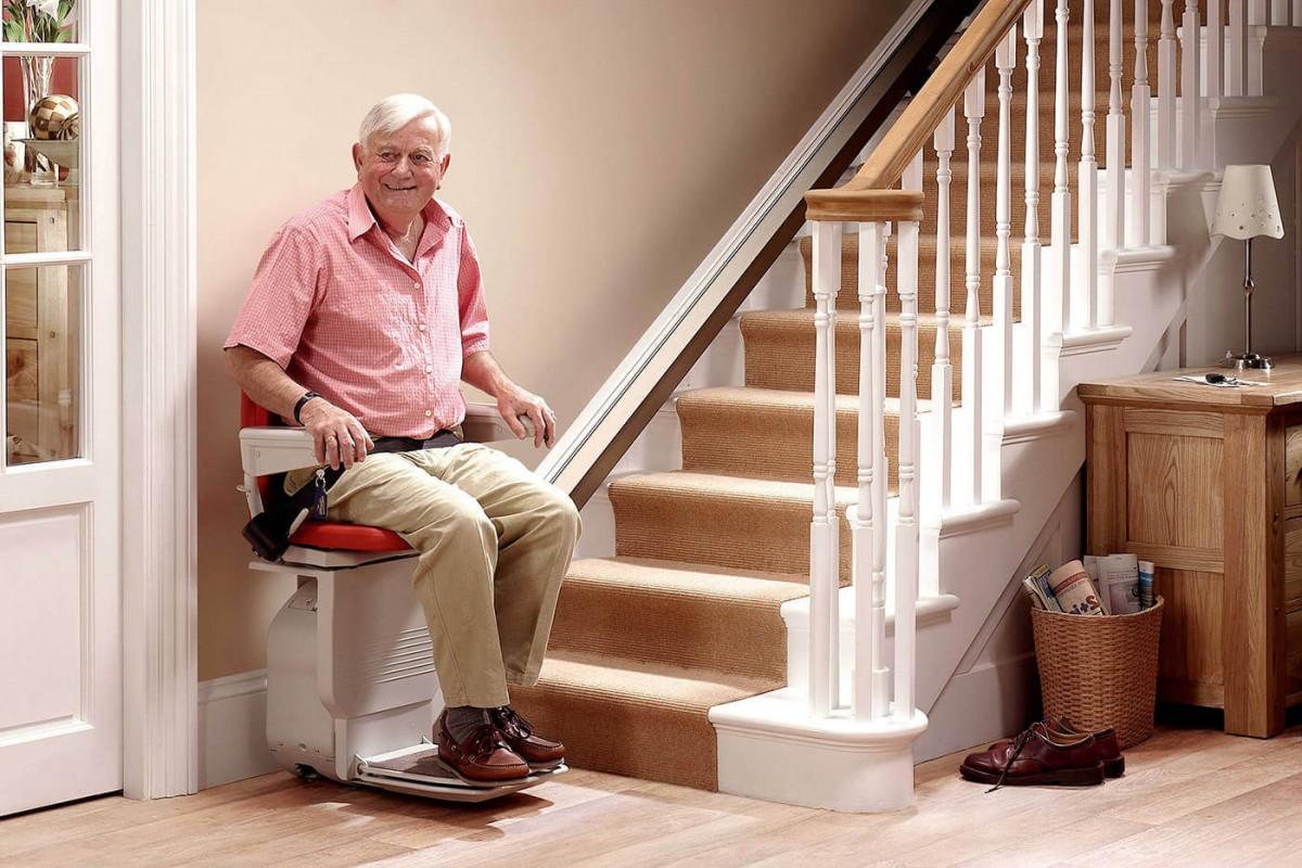 Best Wichita Stair Lift Installer Cain S Mobility Ks