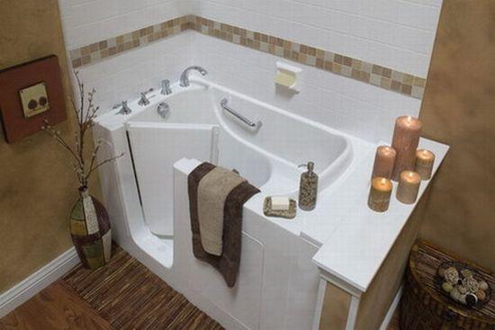 best kansas city walk−in bathtub installer   cain's mobility ks